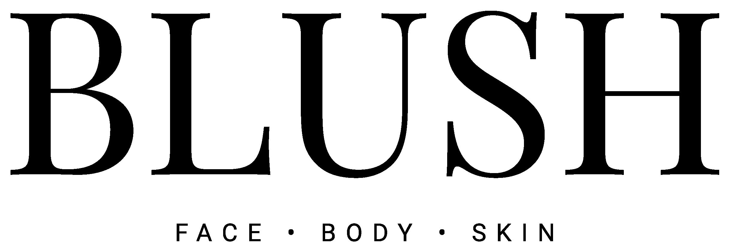Logo Blush Clinic Eelde Groningen Haren
